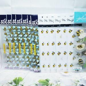 Sticko Bee Sticker 37 Pieces New